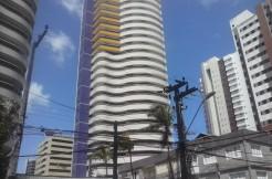 Apartamento Victor IX, 3 Suite, 4 VG, Meireles